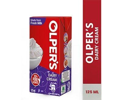 olper's cream 125